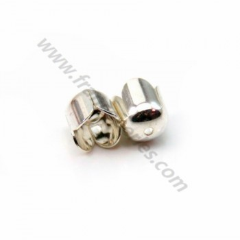 Embout coquille tulipe 6*7mm x 1pc