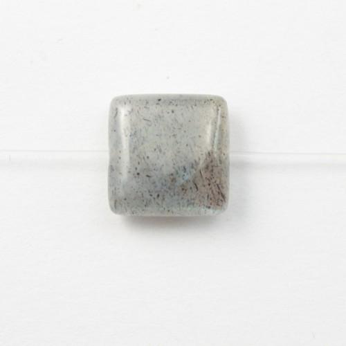 Labradorite Carré 8mm x 4pcs