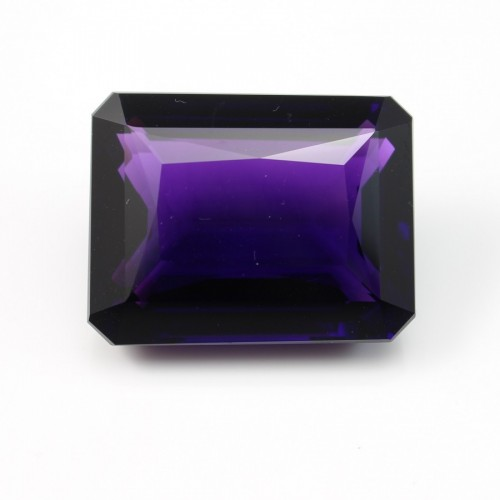 Amethyste Rectangle 31.5 x 24 mm 89.03CTS