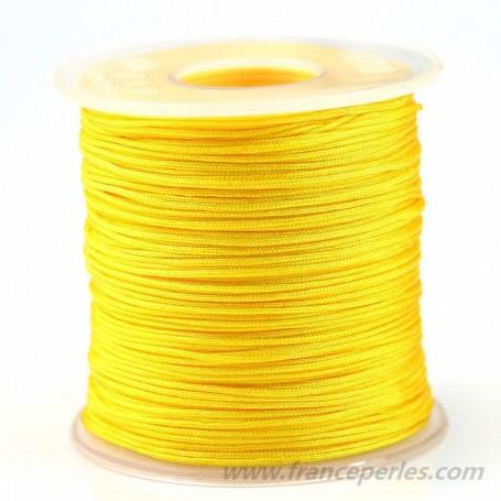 yellow Thread polyester 0.8mm X 100 m