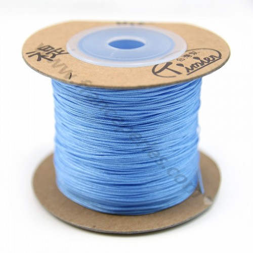 Blue sky thread polyester 0.5mm x 180m