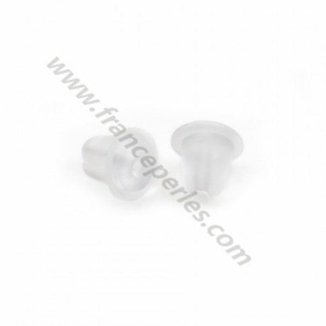 Stopper Poussette Earwires 5mm x 12pcs