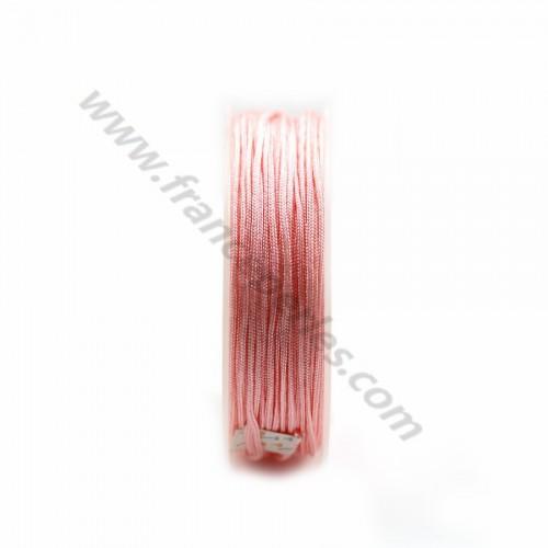 Fil polyester rosé 1.50 mm X 15 m
