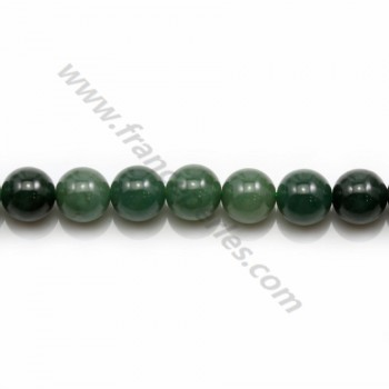 Jade nature rond 10mm