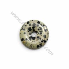 Picture Jasper donut 30mm*6mm*4.8mm