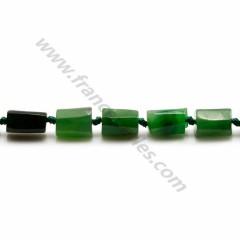 Jade nature round 6.5-7mm x 40cm