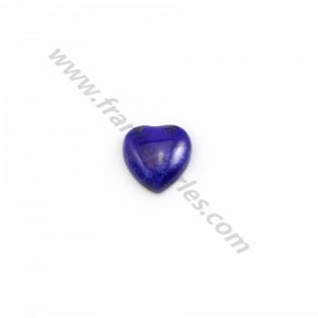 Cabochon Lapis-lazuli Square 12*12mm x 1pc